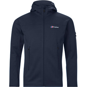 Berghaus Pravitale MTN 2.0 Hooded Fleece Jacket Men, grijs